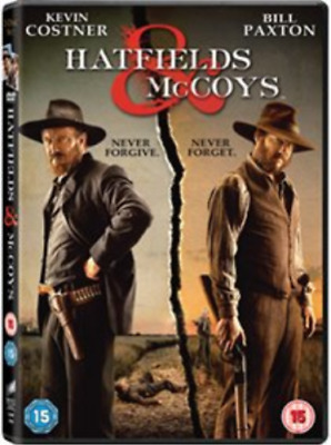 Kevin Costner, Bill Paxton-Hatfields and McCoys (UK IMPORT) DVD NEW