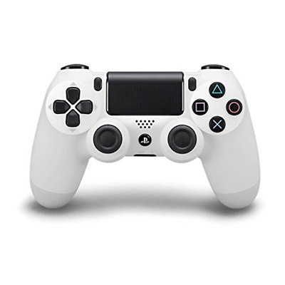Controller PS4 Game Pad Dualshock 4 Wireless V2 for Sony Play Station 4, White