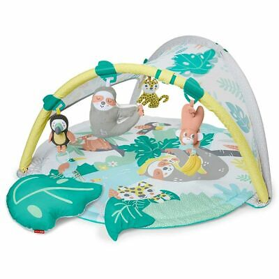 NEW Skip Hop Tropical Paradise Activity Gym & Soother