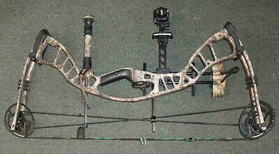 HOYT POWERMAX COMPOUND Bow Package R/H 50-60 Lbs 25 5-30 0