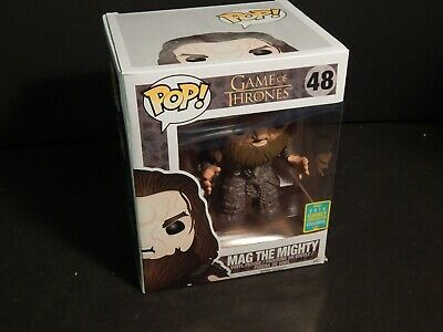 Funko Pop Game of Thrones 48 Mag the Mighty 2016 SDCC