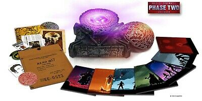 Marvel MCU Phase 2 Disney Blu-ray 3D Digital Copies NEW NEVER OPENED SEALED