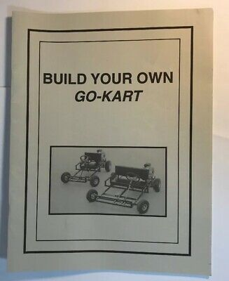 Build Your Own Go Kart - One-Person Two-Person Plans - Northern Hydraulics Inc