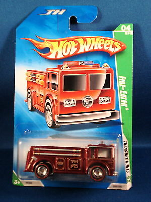 2010 Hot Wheels Super Fire-Eater Treasuer Hunt