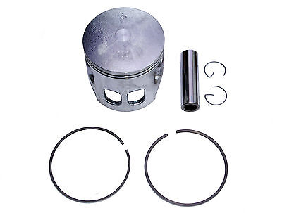 Yamaha RS125 RS125DX piston kit (1975-1981) standard, 56.00mm bore size, new