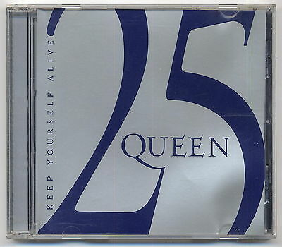 Queen Mantener a Ti Mismo Vivo - Promo CD Single 1998 - como Nuovo-Excellent