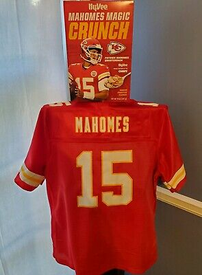 Patrick Pat Mahomes Magic Crunch Cereal Hy-Vee Unopened Sealed Limited Edition