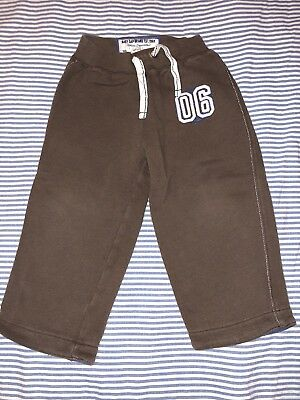 Baby Gap Boys Brown Sweatpants 3 Years SELLING TONS! Cotton Pants