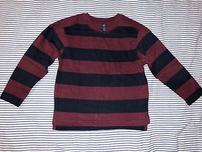 New Baby Gap Boys Striped Thin Sweater Top 5 Years SELLING TONS! Shirt Tee
