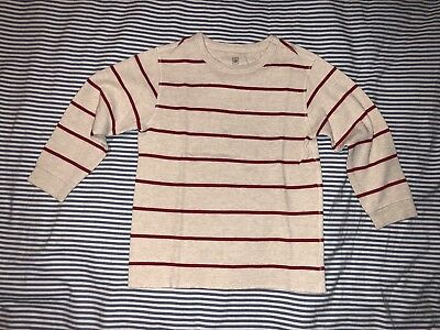 Baby Gap Boys Striped Thermal Long Sleeve Shirt 4 Years SELLING TONS! Top Tee