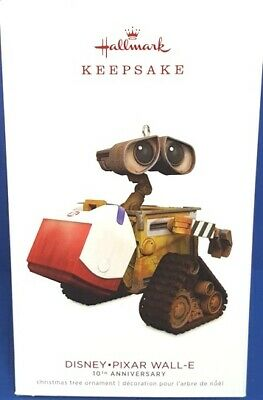 2018 Wall E Hallmark Disney Pixar Retired Ornament