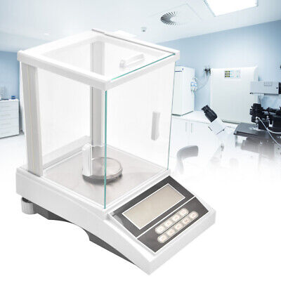 Precise Electronic Analytical Balance 220g Digital Weighing Scale For Lab