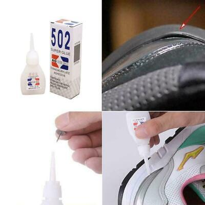 30g Super 502 Glue Cyanoacrylate Adhesive Strong Instant Adhesion Fast Repa X8F6