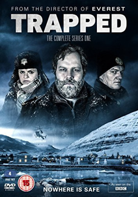 Trapped Season 1 (UK IMPORT) DVD NEW