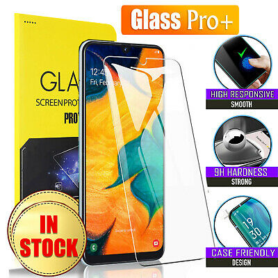 Samsung Galaxy J2 J5 J7 Pro A5 A8 J8 A20 A30 A50 Tempered Glass Screen Protector