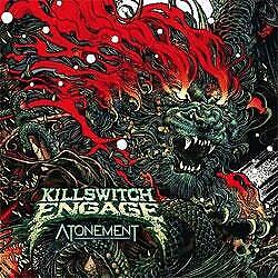 "New Music Killswitch Engage ""Atonement"" LP"