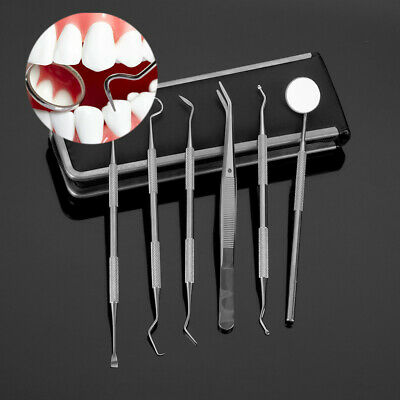 Clean  Dentist Tooth Care Dental Clean Tool Set Tartar Remover Kits Oral Care