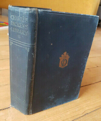 Our Mutual Friend Charles Dickens Library No 15 1910 Harry Furniss illustrations