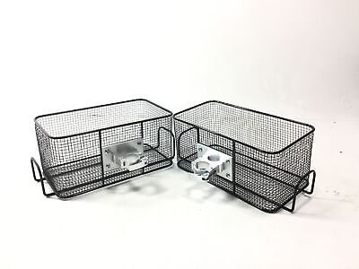 Medline MDS80600B Stainless Steel Six Leg Heavy Duty IV Basket, Wire, Use with M