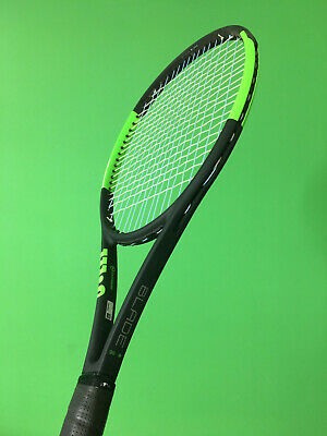RAQUETTE RACKET TENNIS WILSON BLADE 98 16*19 COUNTERVAIL > Cordage neuf ! L2