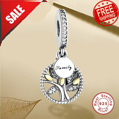 Luxury 925 Silver Ring Sapphire Jewelry Necklace Band Bracelet Original