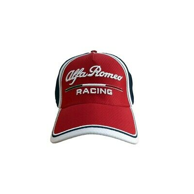 Alfa Romeo Racing Official Kid's Team Baseball Cap - 2019