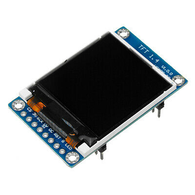 5pcs Wemos ESP8266 1.4 Inch LCD TFT Shield V1.0.0 Display Module For D1 Mini Bo