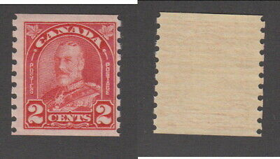MNH Canada 2 Cent KGV Arch Coil #181 (Lot #15808)