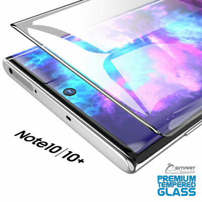 2x 3D Tempered Glass Screen Protector For Samsung Galaxy Note10 / Note 10 Plus