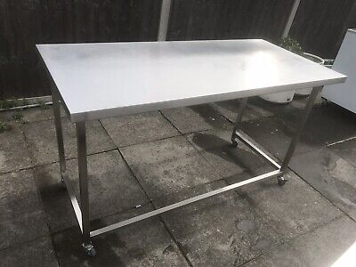 stainless steel commercial table Prep Etc