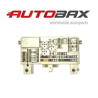 07-09 MAZDA 3 Fuse Box Junction Relay BCM Body Control