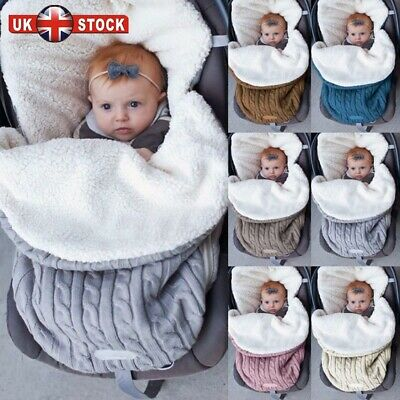 No Holes Universal Baby Footmuff Liner Pushchair Stroller Buggy Pram Cosy Toes