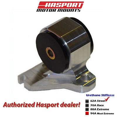 Hasport Mounts Stock Replacement Rear Mount 1990-1993 for Acura Integra DARR-62A