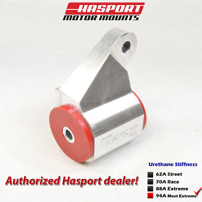 Hasport Mounts Stock Replacement Driver Mount 90-93 for Acura Integra DA1LH-94A