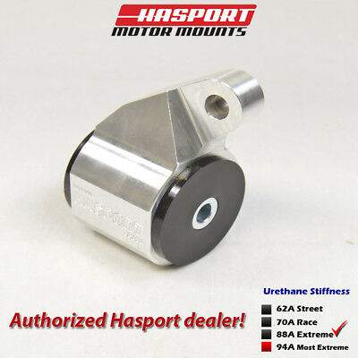 Hasport Mounts Stock Replacement Driver Mount 90-93 for Acura Integra DA1LH-88A