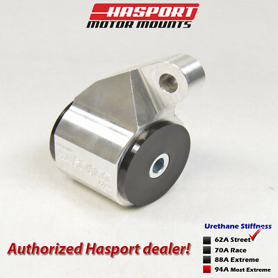 Hasport Mounts Stock Replacement Driver Mount 90-93 for Acura Integra DA1LH-62A