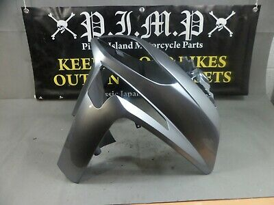 SYM GTS125 200 250 300 front cover silver n.o.s.
