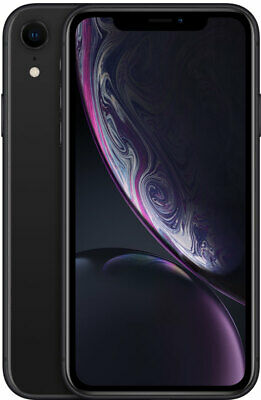 Brand New - Apple iPhone XR 64GB (Verizon Only) - Black - SEALED/UNOPENED!