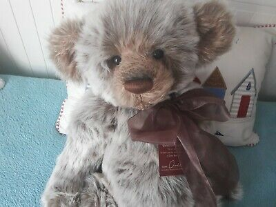 charlie bears William 4th plumo