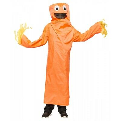 Wacky Waving Inflatable Tube Man Costume Kids Halloween Fancy Dress