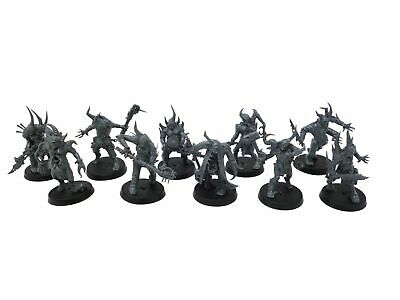 Warhammer 40K Dark Imperium 10X Death Guard Poxwalkers Pox Walkers New On Sprew
