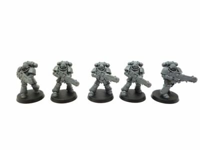 Warhammer 40K Dark Imperium Primaris Space Marine Hellblaster Squad New ON FRAME