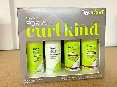 DevaCurl The Kit For All Curl Kind - FAST FREE SHIPPING!!