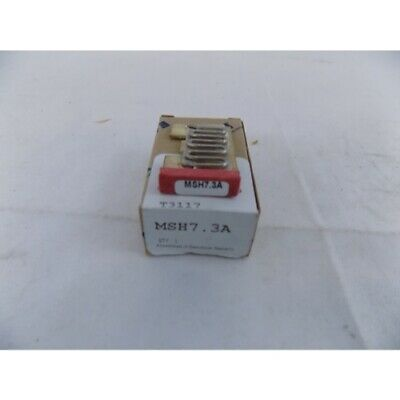 Eaton MSH7.3A Overload Heating Element 7.3A