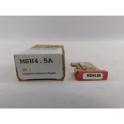 Eaton MSH4.5A Heater Coil Pack 3.60-3.99 Amp