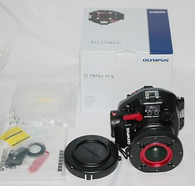 (Send on 02/09) NEW Olympus PT-EP05L Underwater Housing PTEP05L for E-PL3