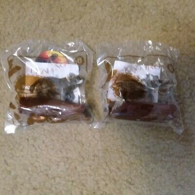 McDonalds THE LION KING Happy Meal ToY Toys 2019 DISNEY  #8 PUMBAA Lot Of 2