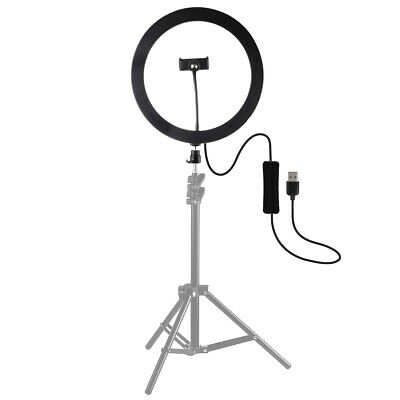 Ring Fill Lights Tripod LED 6500K For Live Streaming Selfie Beauty Photography