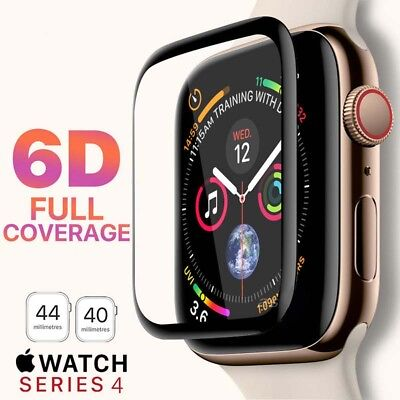 For Apple Watch Series 1/2/3/4 38/42mm 40/44mm iWatch Screen Protector Film