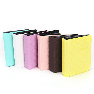 6 Color Photo Album Boxes For Fujifilm Polaroid Instax Mini 8 90 50 70 Case ju